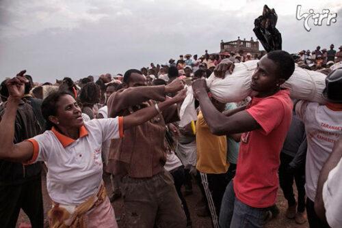 آیین رقص با مردگان در ماداگاسکار