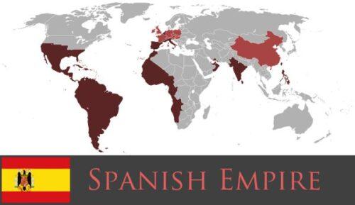 امپراتوری اسپانیا