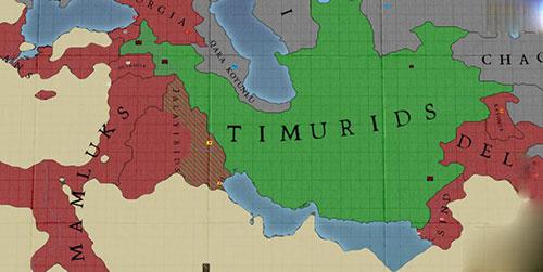 امپراتوری تیموریان