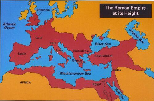 امپراتوری روم