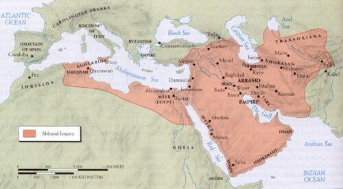 امپراتوری عربی