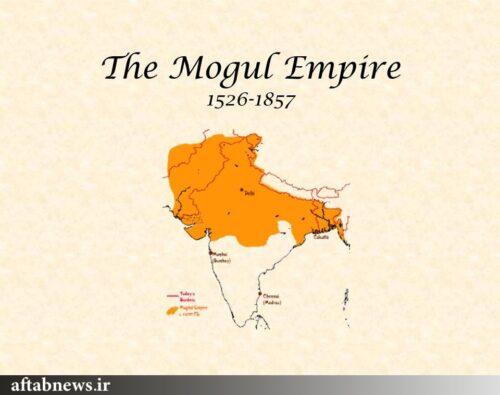 امپراتوری مغولان