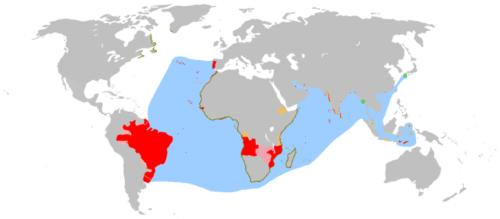 امپراتوری پرتغال