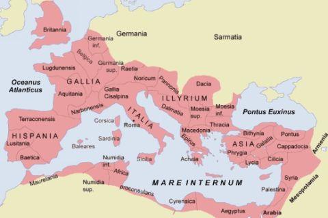 امپراطوری روم