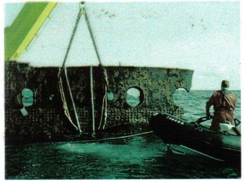 به نمایش گذاشتن لاشه کشتی تایتانیک
