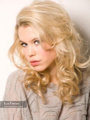 تاثیر موه ها در عکس