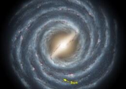 چطوری عکس کهکشان راه شیری رو میگیریم وقتی خودمون داخلش هستیم؟