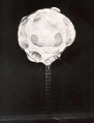 تصویر انفجار بمب اتمی