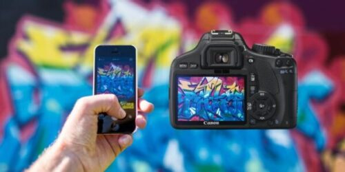 تفاوت دوربین موبایل با دوربین عکاسی
