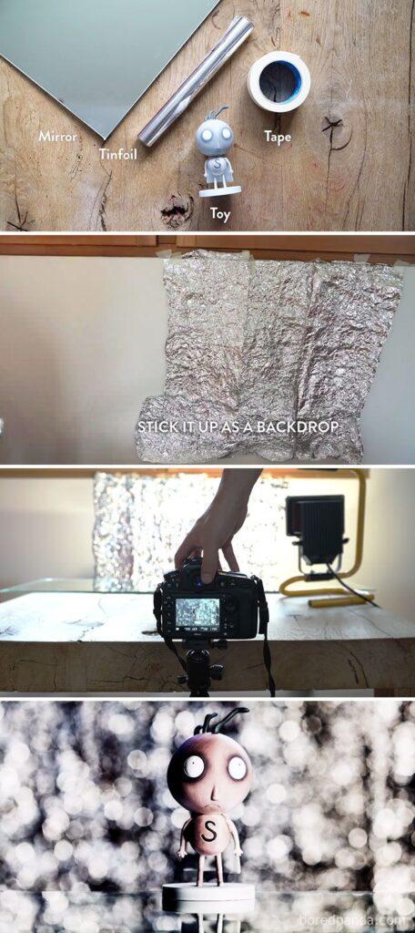 حقه های جالب عکاسی با دوربین