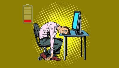 خستگی زندگی مجازی