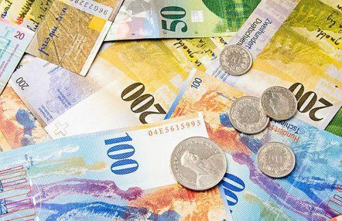 رابطه بین فرانک سویس و قیمت طلا