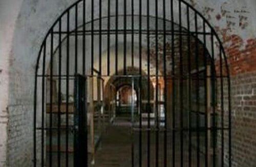 زندان جزیره موریس، کارولینای شمالی