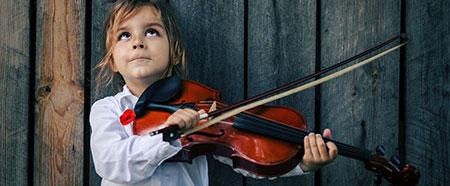 سن شروع نواختن سازهای ابتدایی