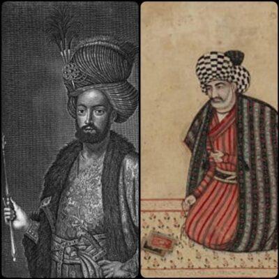 شاه سلطان حسین صفوی
