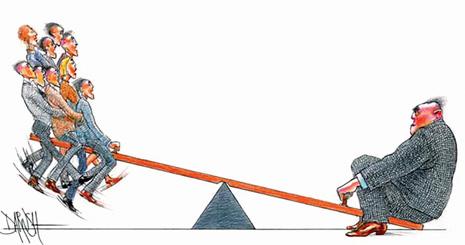 طبقه ضعیف، متوسط و ثروتمند جامعه چطور طبقه بندی می شوند