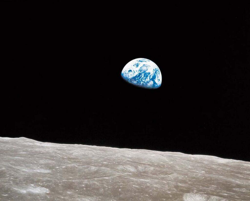 طلوع زمین ، 1968