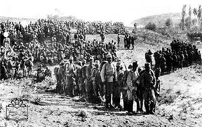 قحطی ایران جنگ جهانی