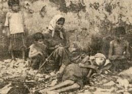 قحطی بزرگ ایران در چه سالی اتفاق افتاد و دلیل این قحطی چی بود؟