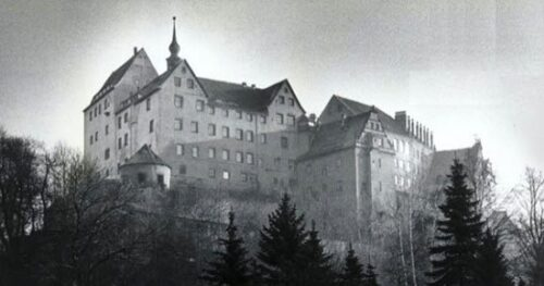 قلعه کولدیتز، ساکسونی آلمان