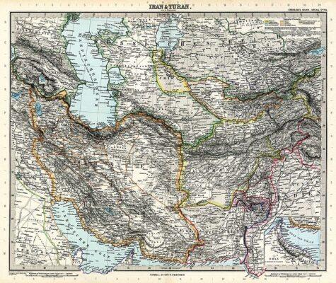 قلمرو ایران در سلسله قاجاریه