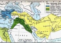 نقشه ایران در طول تاریخ چه صورتی بوده؟