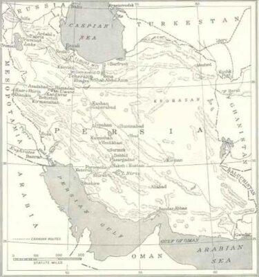 قلمرو ایران در سلسله پهلوی