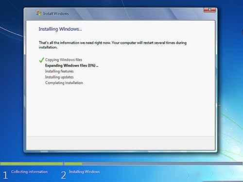 نصب و راه اندازی ویندوز