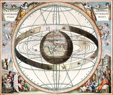 نظریه مرکزیت زمین