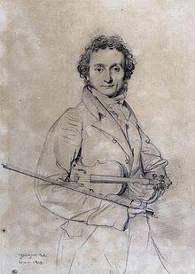 نیکولو پاگانینی(Niccolò Paganini)