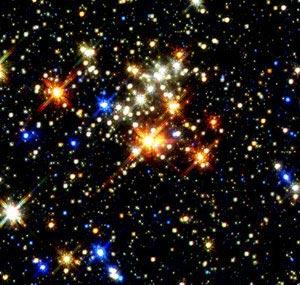 چشمک زدن ستاره