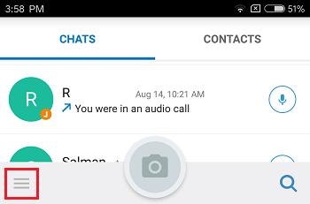 چه کسانی در ایمو شماره من را دارند