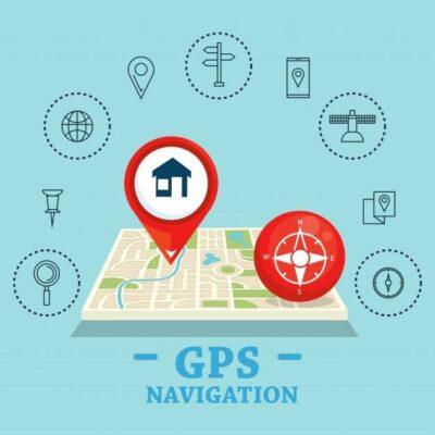 کاربردهای GPS