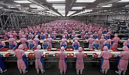 کالای چینی چرا ارزان