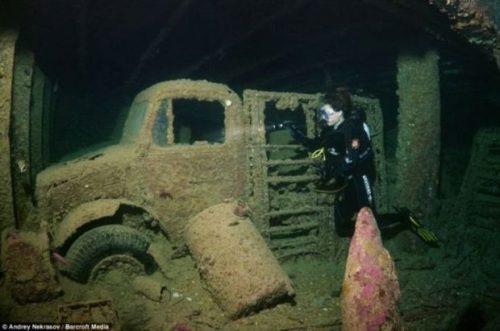 کشتی اس اس تستلگرم