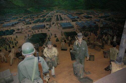 کمپ اسرای جنگی گجو- دو