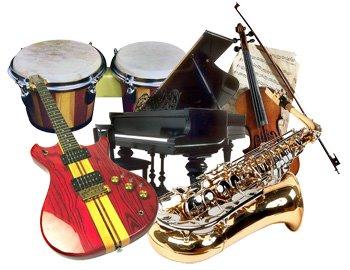 یادگیری ساز در موسیقی