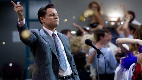 The Wolf of Wall Street فیلم