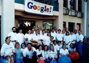 روز شروع شرکت گوگل