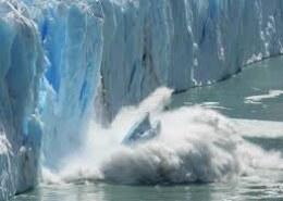 چرا یخ های قطب آب می شوند؟