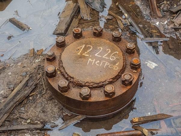بیش ترین عمقی که میشه در زمین حفر کرد