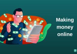 چطوری می تونم به صورت آنلاین پول در بیارم؟